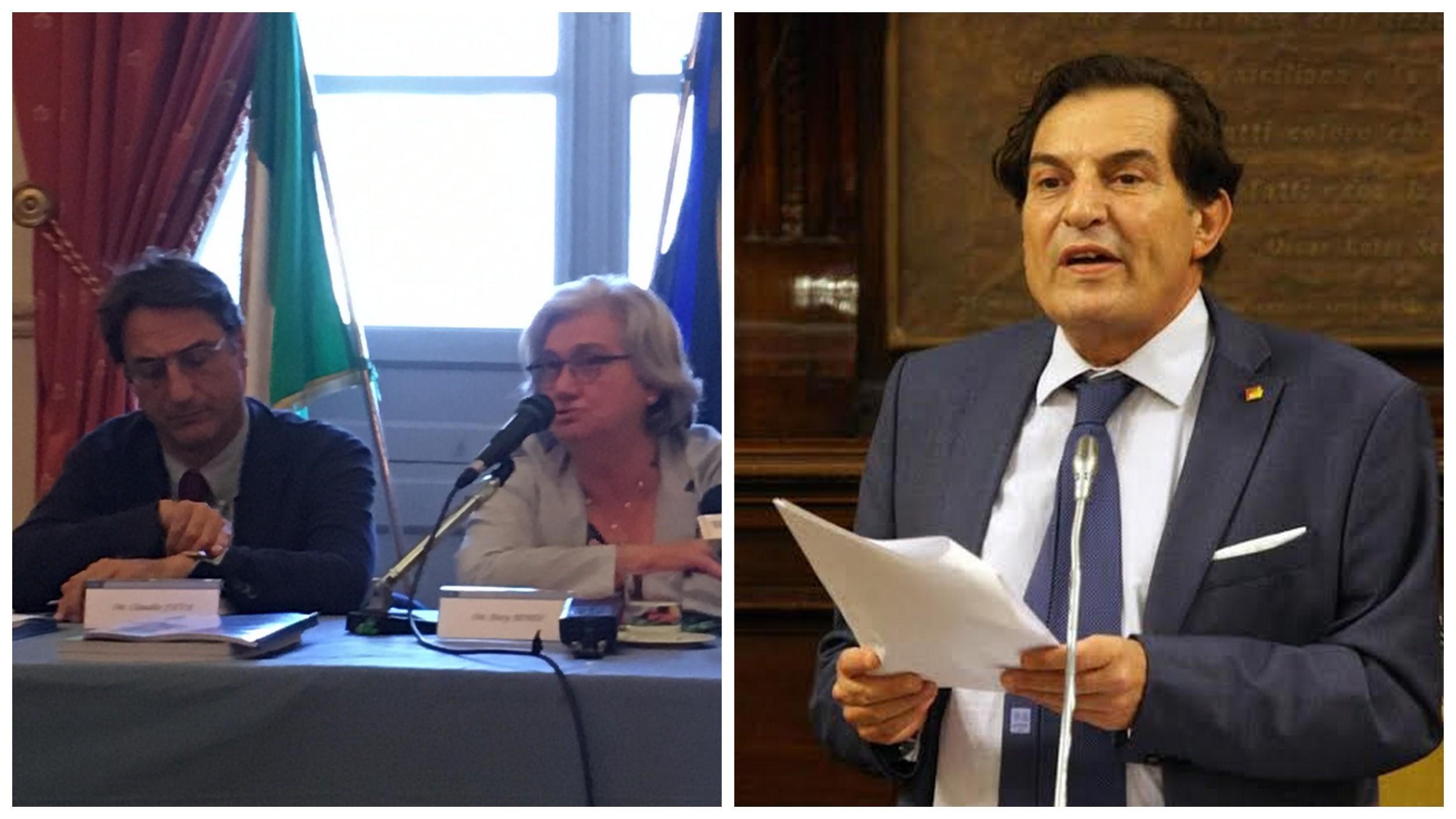 """Alta tensione tra Crocetta e la Commissione Antimafia. Fava e Costantino abbandonano l'audizione: """"Uno show inutile"""""""