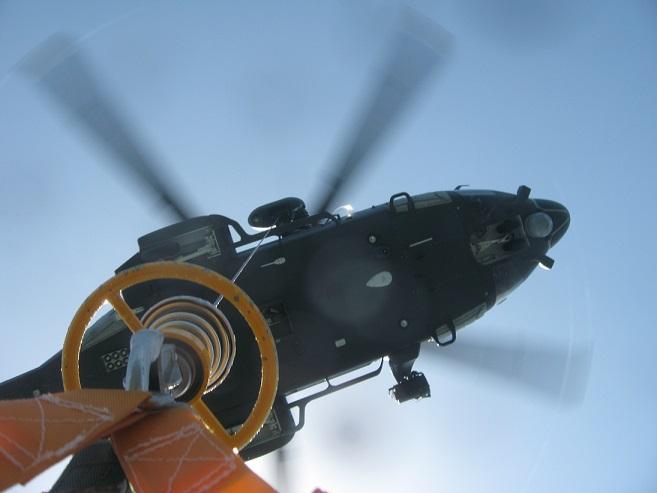 Aeronautica: concluso l'addestramento per il salvataggio in mare