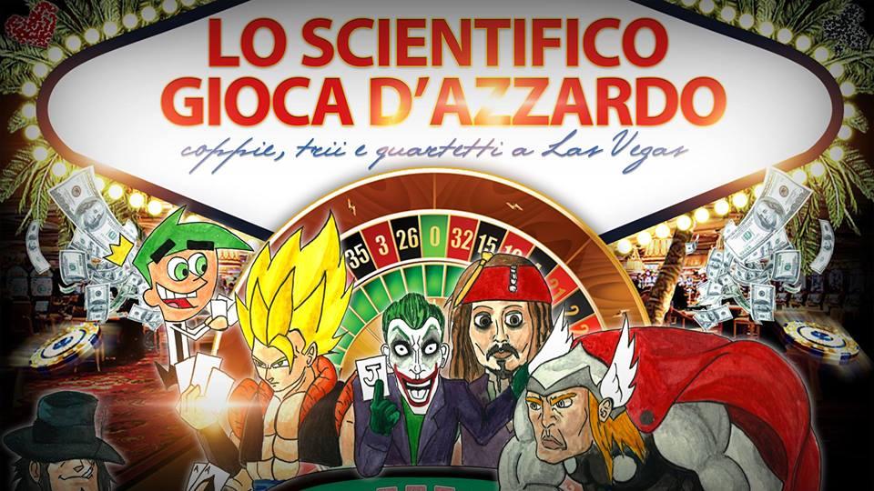 """Al via la prefesta del Liceo Scientifico, gli studenti ricreano """"Las Vegas"""""""