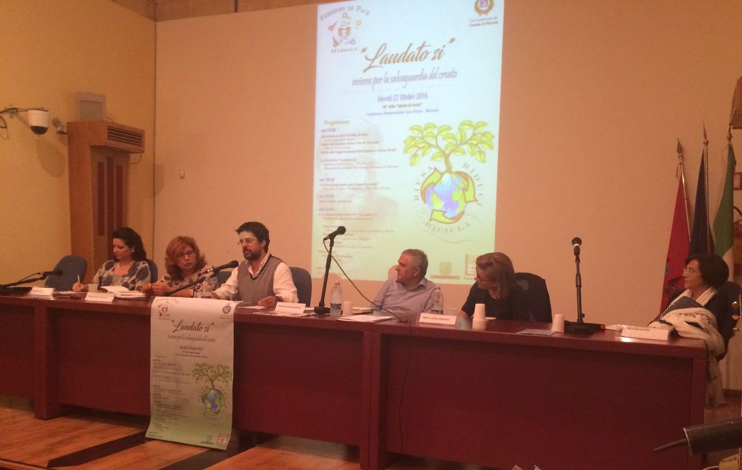 """""""Laudato si"""", nasce a Marsala un coordinamento per tutelare l'ambiente"""