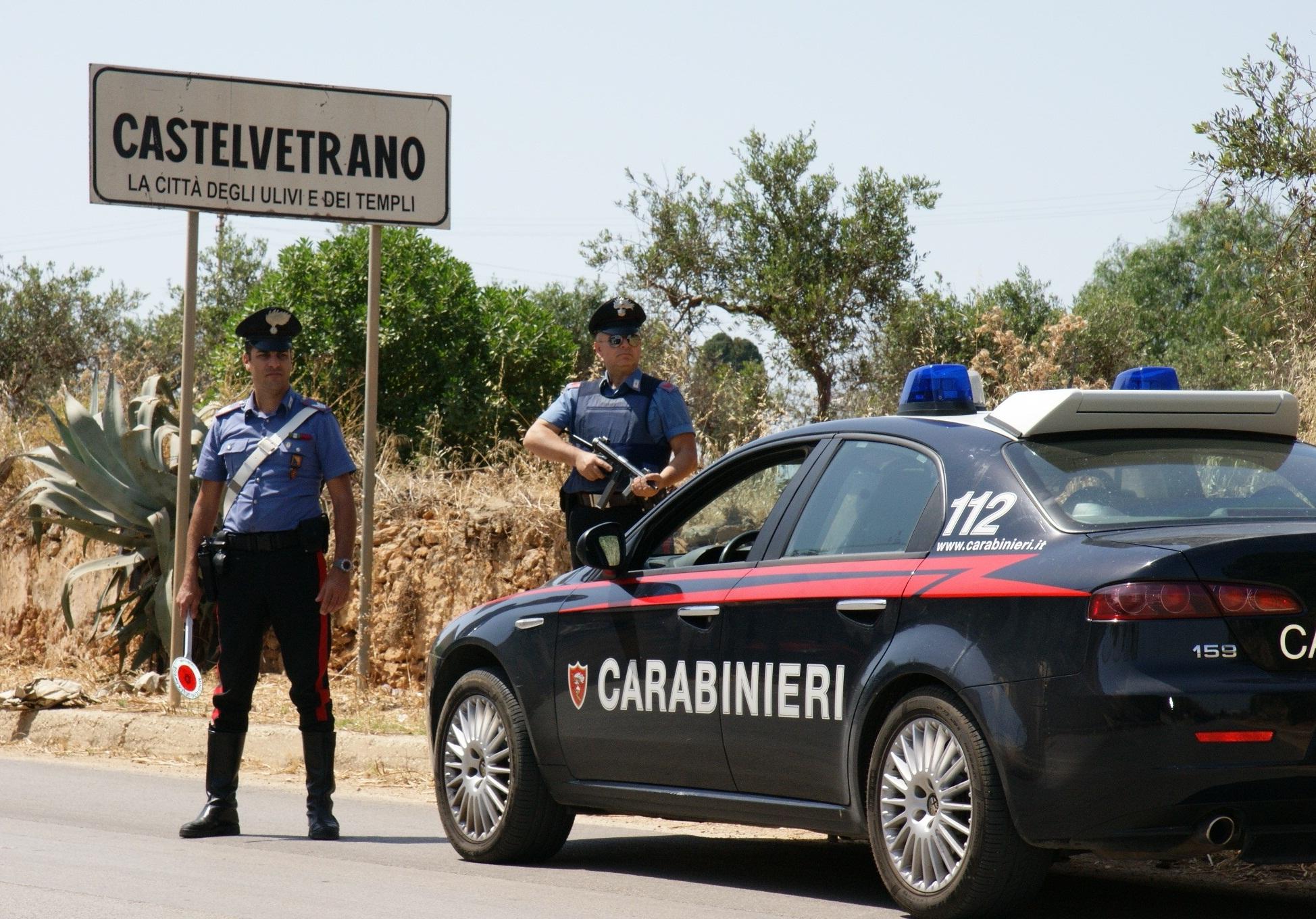 Viola il coprifuoco e tenta di infastidire la ex moglie: viene multato  dai carabinieri
