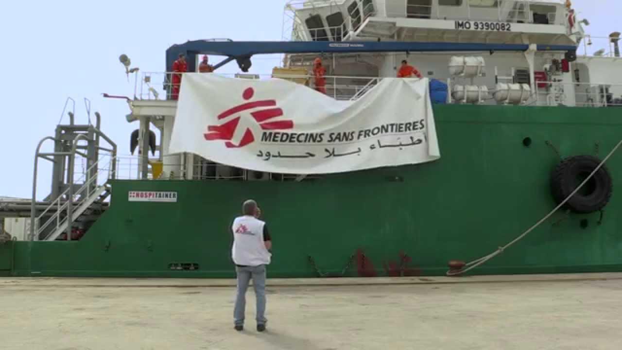 Trapani: arriva nave di MSF con a bordo 797 migranti