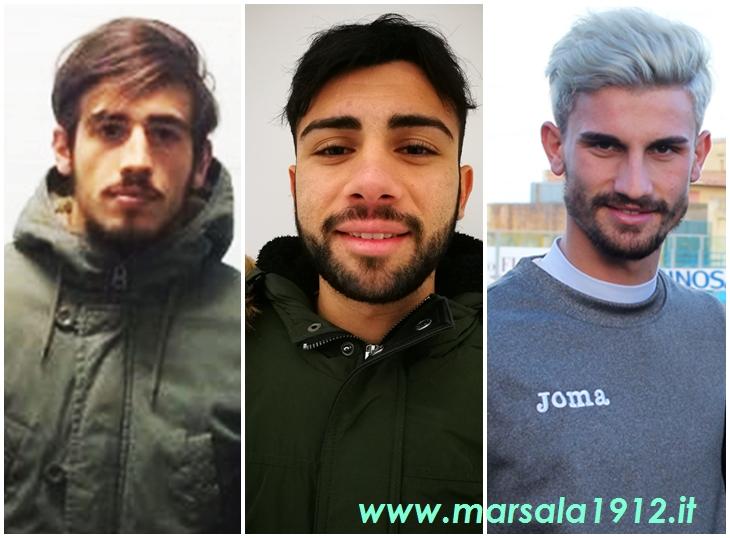 Tre nuovi giocatori per il Marsala 1912