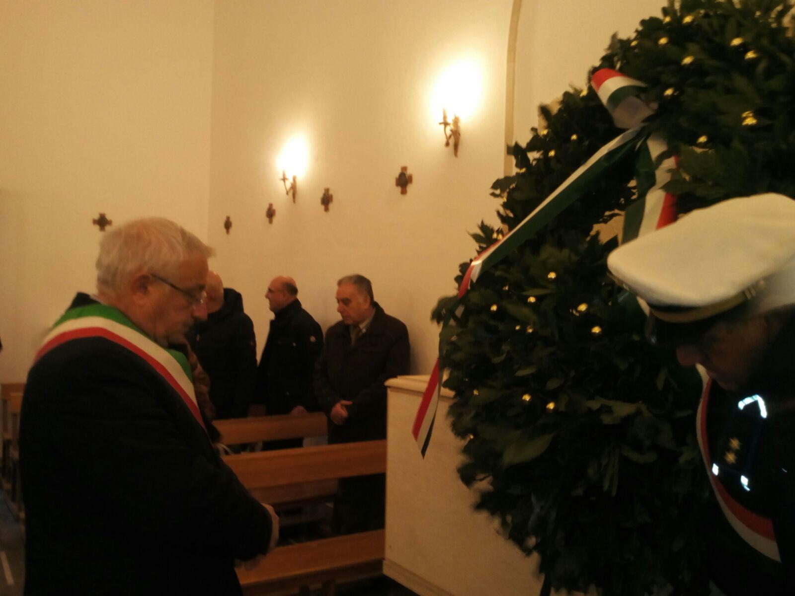 A Castellammare una cerimonia in memoria di Piersanti Mattarella