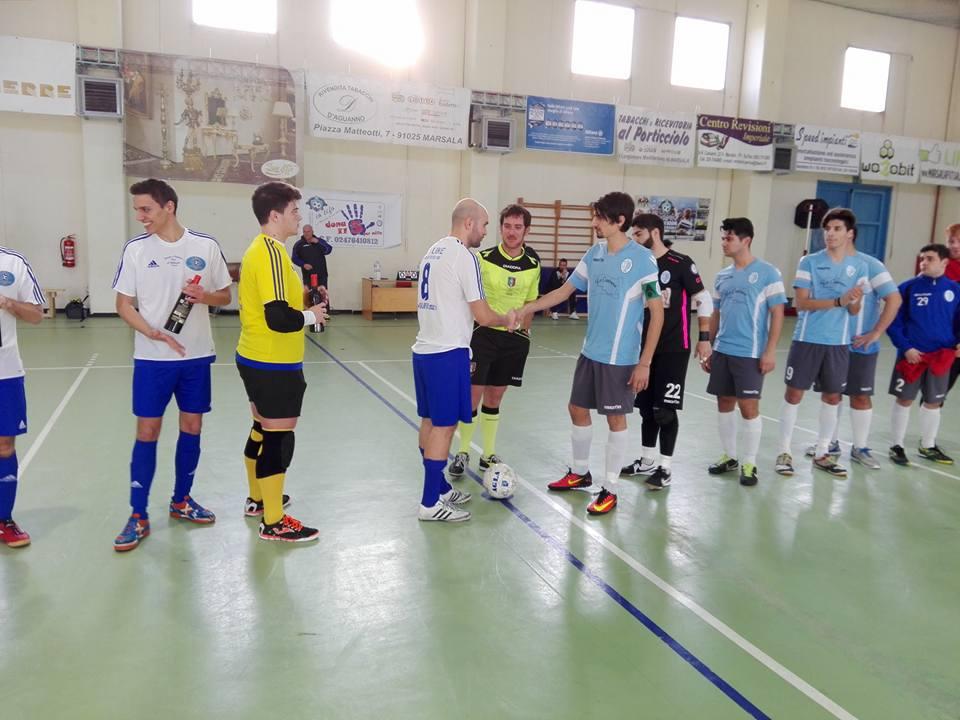 C2 di calcio a cinque: Marsala Futsal – San Vito lo Capo 8-2