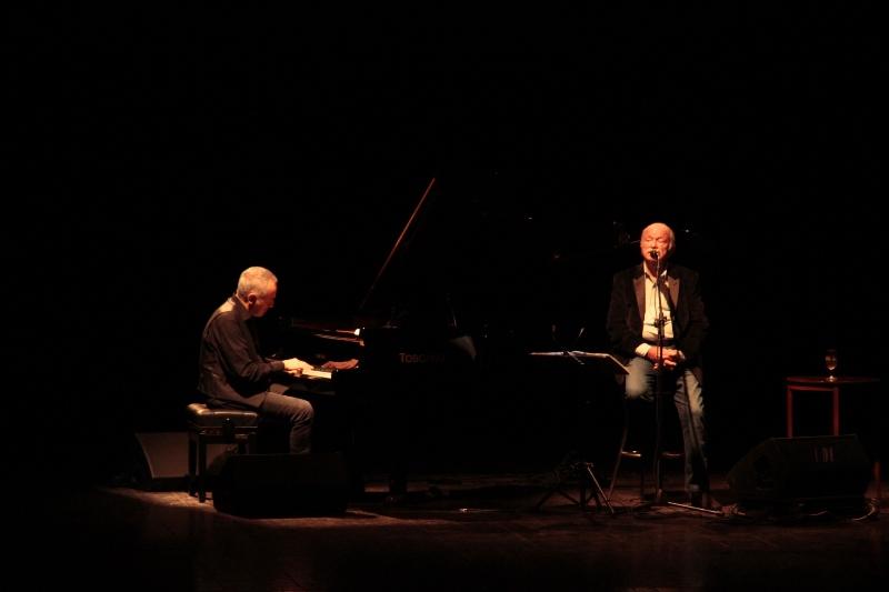 Paoli-Rea incantano il pubblico dell'Impero: la musica leggera incontra il jazz