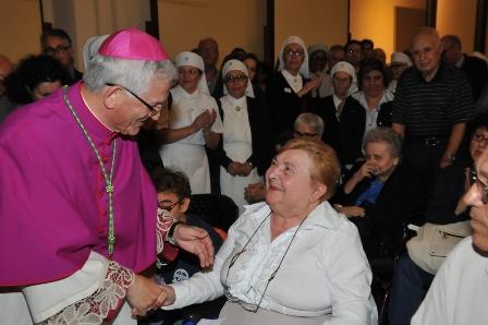 Giornata Mondiale del Malato: domani la visita del Vescovo in ospedale