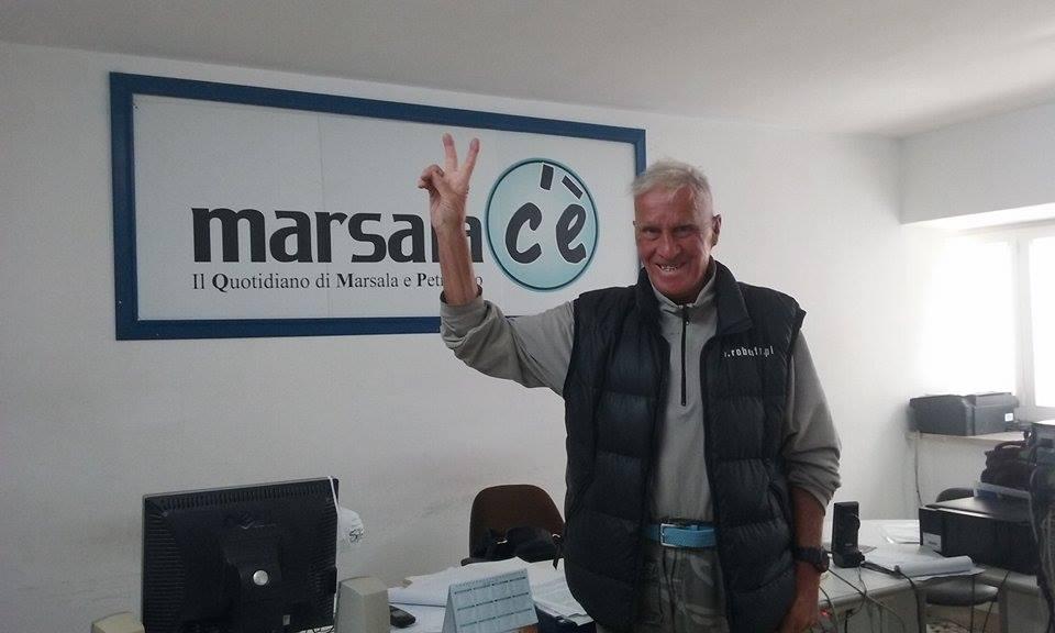 """Il giramondo Janus: """"Decisi di lasciare tutto e partire"""". Intervista a Mr River"""