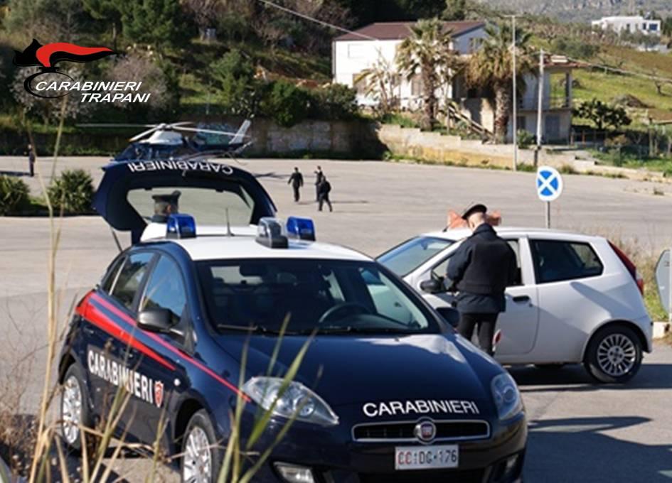 Alcamo i carabinieri eseguono sei misure cautelari