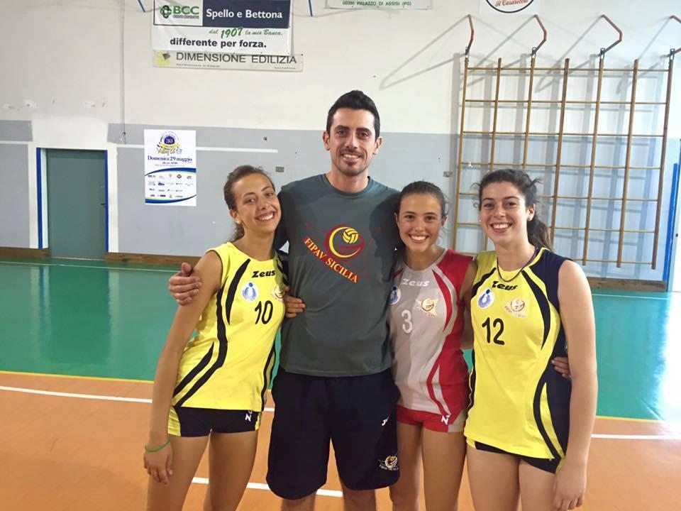 """Volley: tre atlete del Progetto Volley approdano alle finali nazionali  """"under 16"""" - Itaca Notizie"""