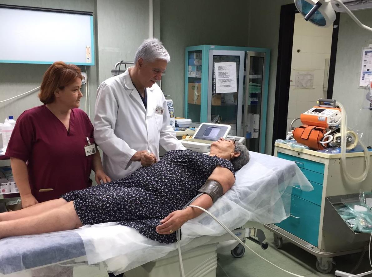 Emergenza al Pronto Soccorso di Castelvetrano, il commissario Bavetta torna a fare il medico