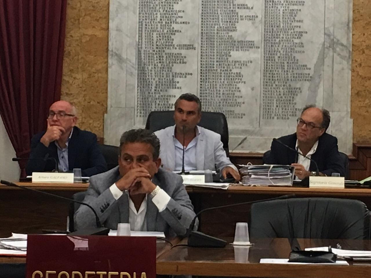 Marsala: slitta l'approvazione del Piano delle dismissioni. Ancora tensione tra Giunta e Consiglio