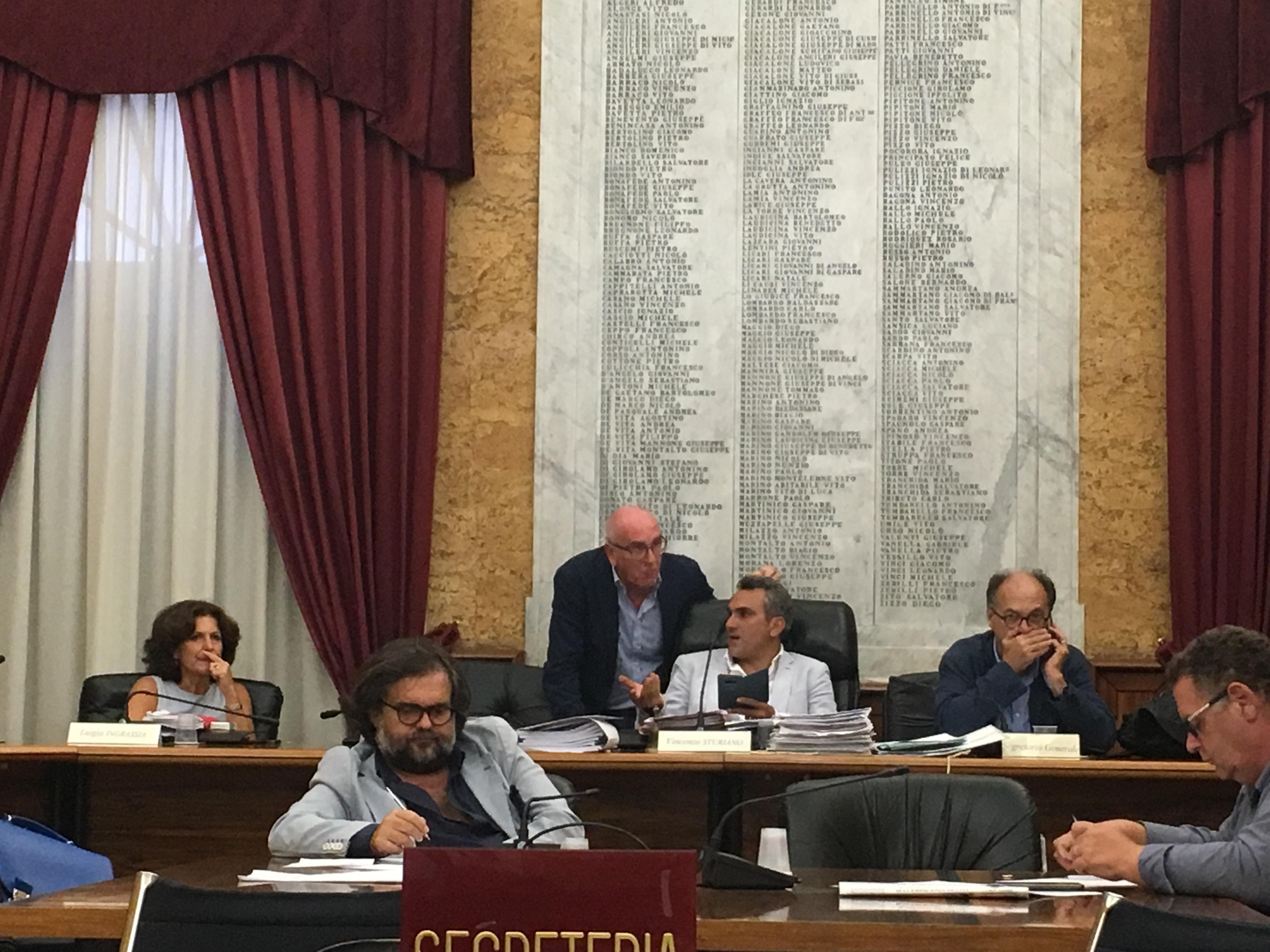 Il Consiglio comunale di Marsala ha approvato il Piano delle dismissioni e un atto d'indirizzo correlato