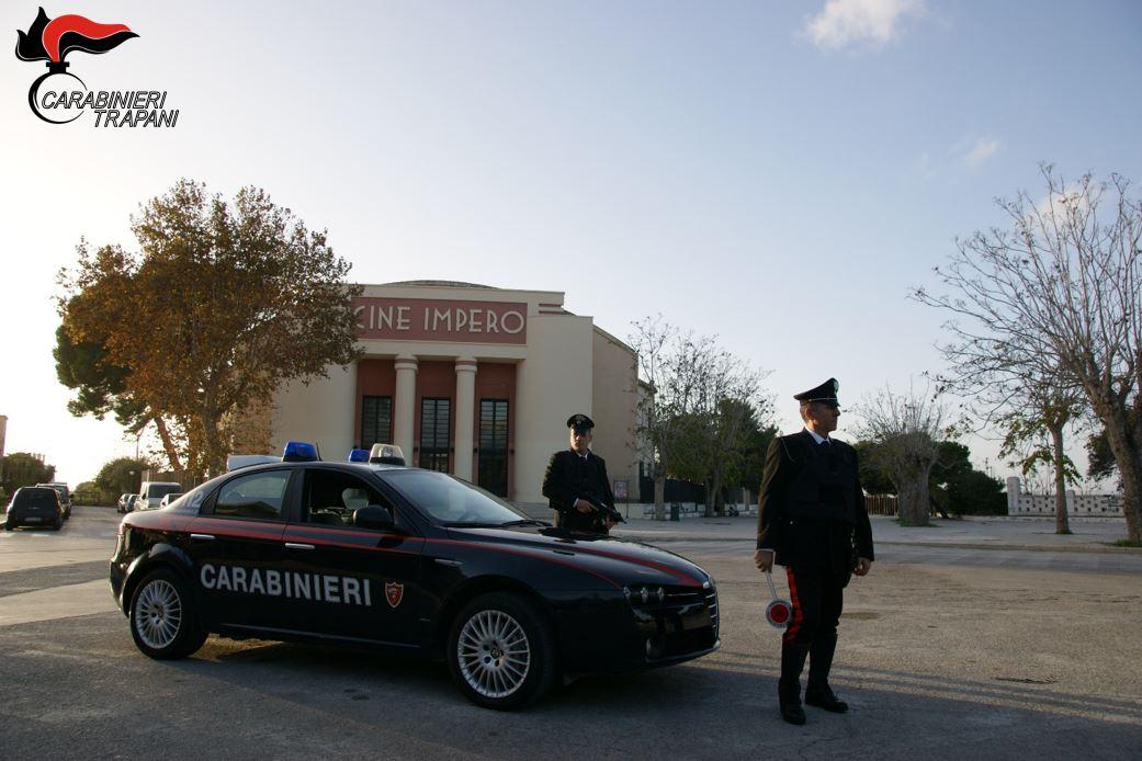 Marsala: sorpreso a rubare in un'azienda, arrestato un 41enne
