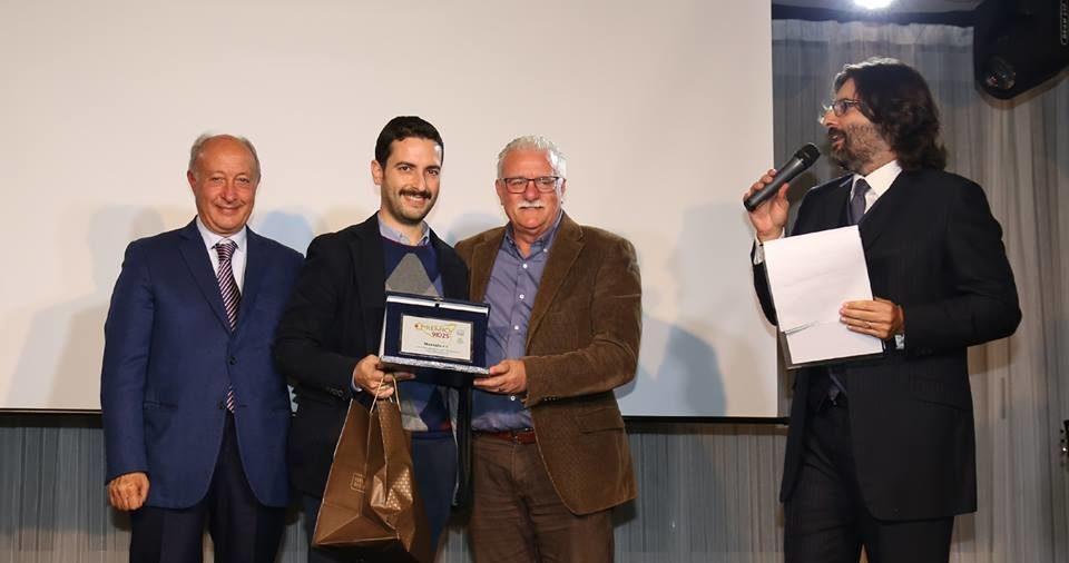 """Premio 91025: assegnato un riconoscimento a """"Marsala C'è"""""""