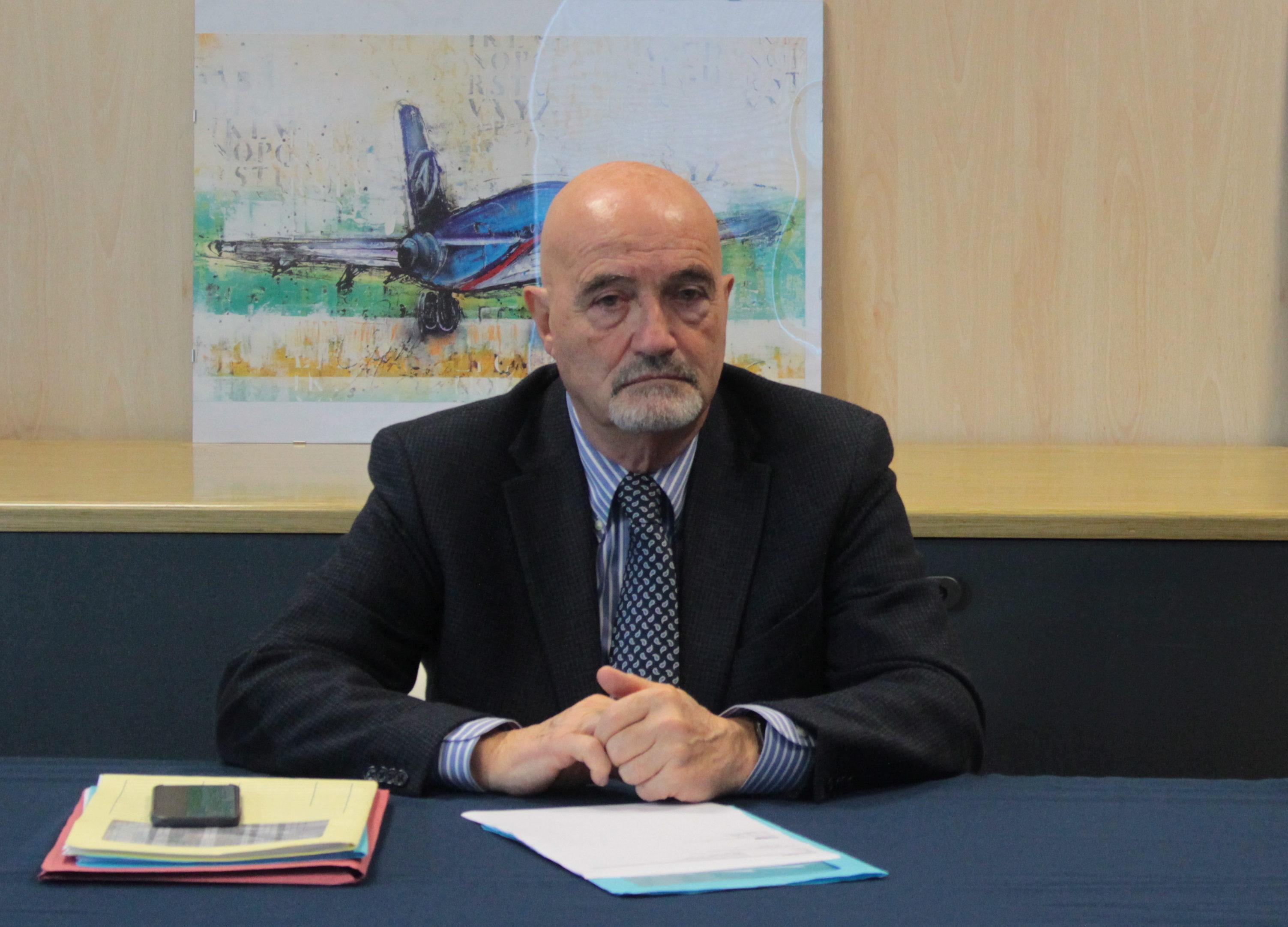"""Airgest, si dimette Franco Giudice. Pagoto: """"Regione attenzioni le problematiche di Birgi"""""""