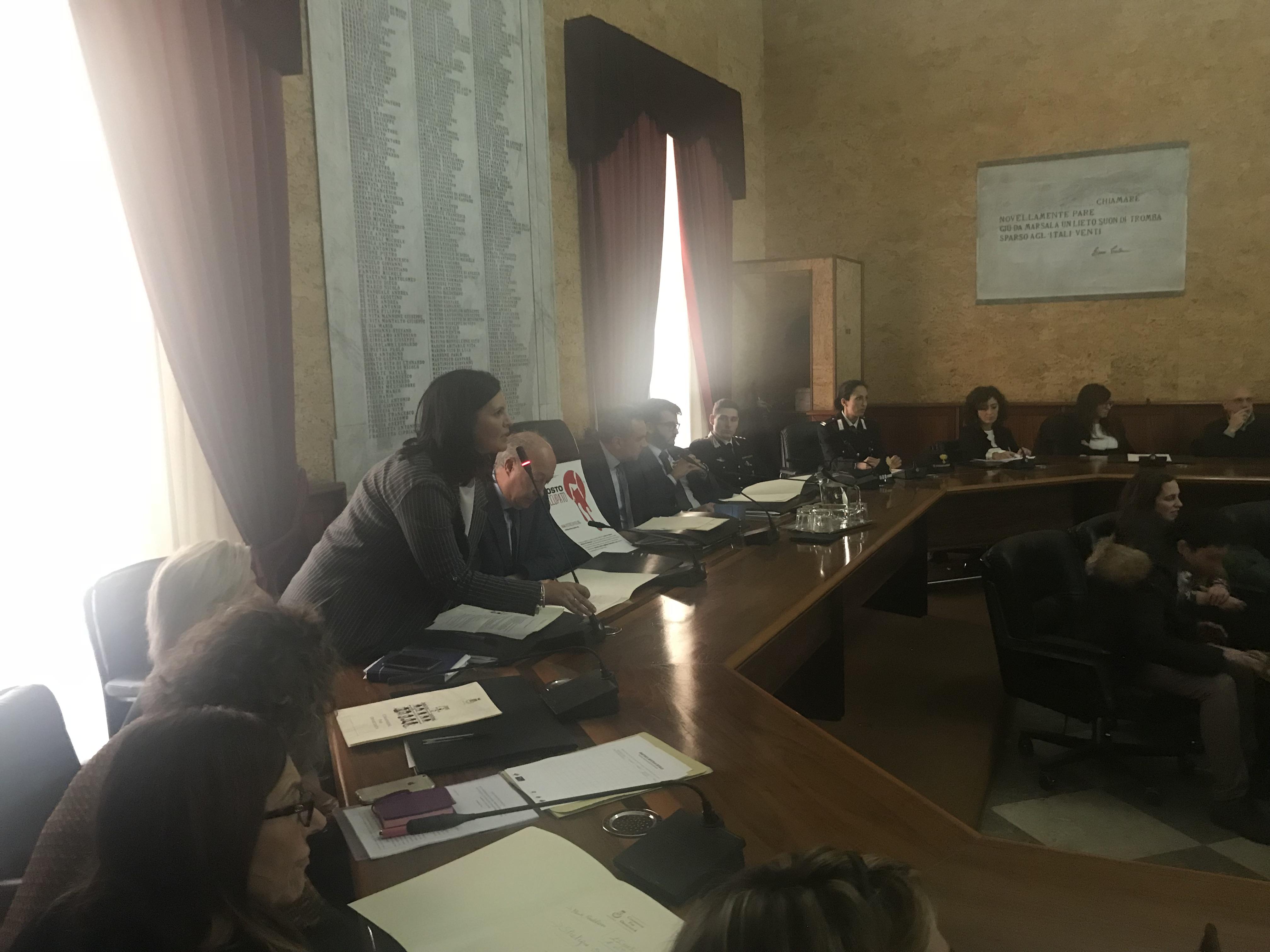 Marsala: istituzioni, associazioni, forze dell'ordine, magistratura e Asp insieme per contrastare il fenomeno della violenza sulle donne