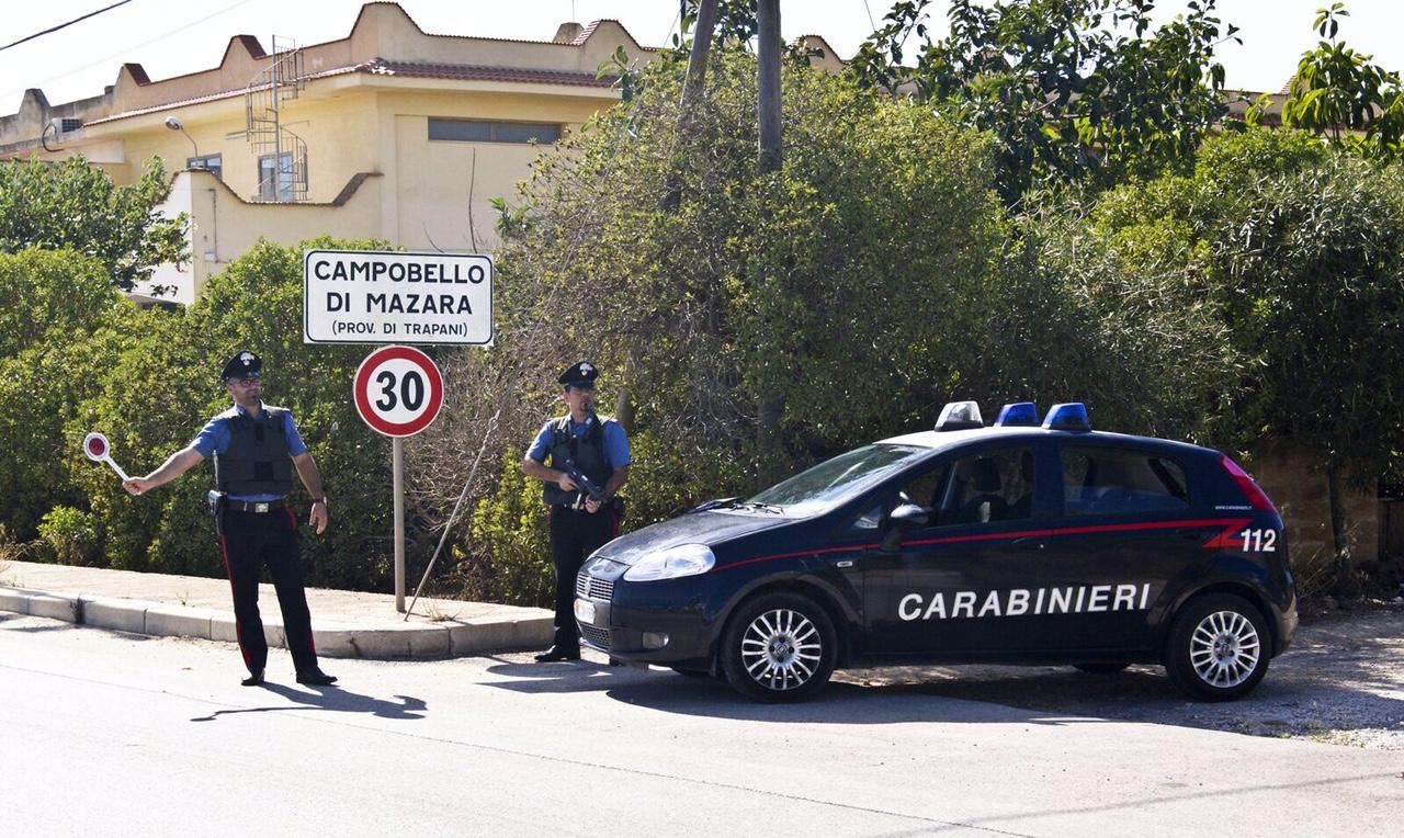 Campobello: confisca al fratello di Messina Denaro, non risponde al controllo dei Carabinieri
