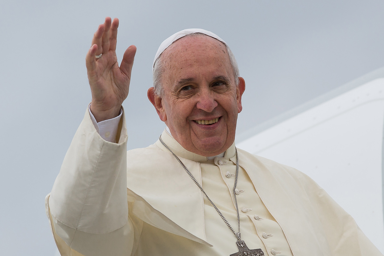 """""""Papa Francesco forse a Marsala nel 2018"""". Il consigliere Galfano conferma l'indiscrezione"""