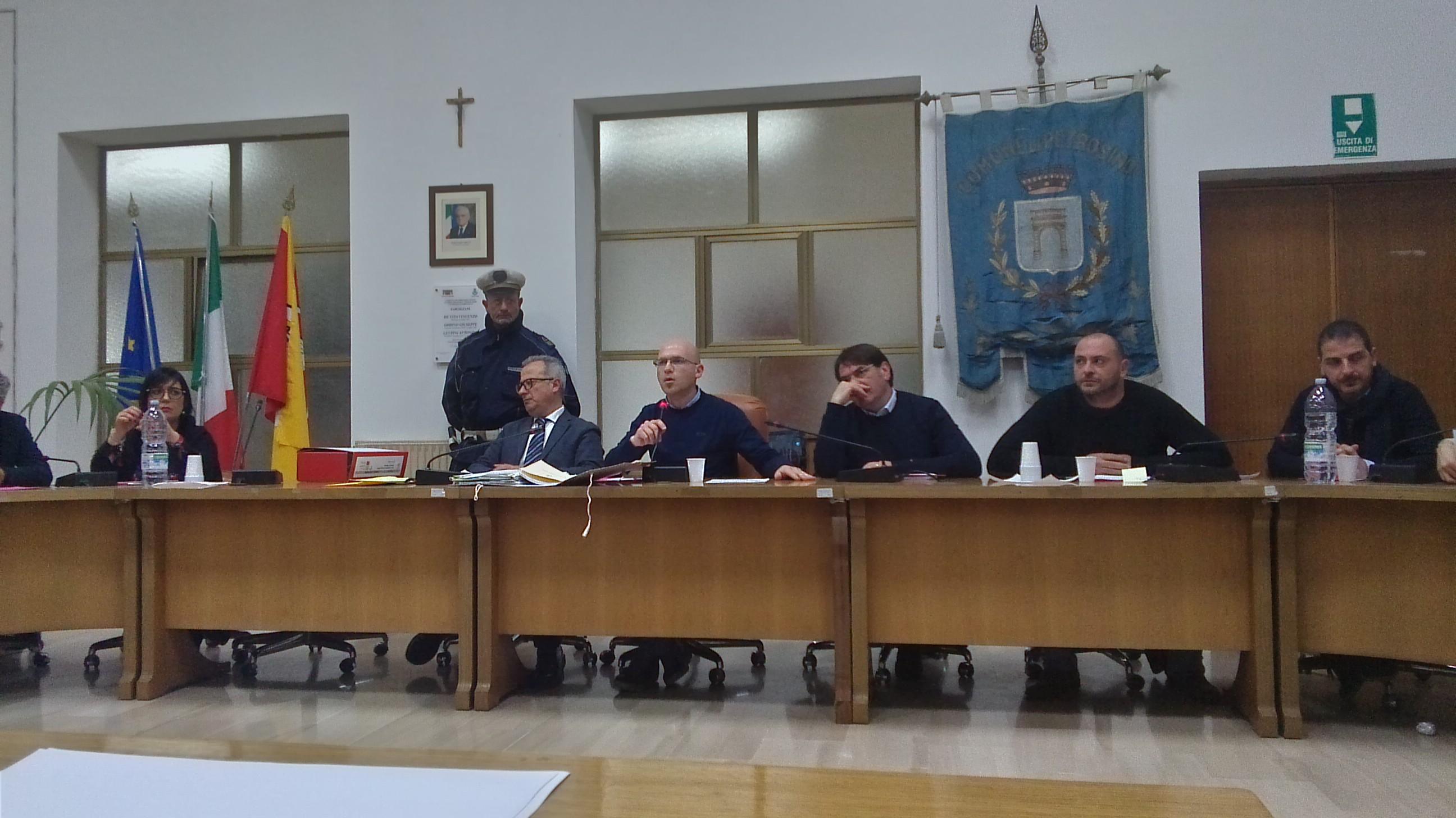 Prg di Petrosino: approvato lo schema di massima. Salta l'intesa bipartisan in Consiglio