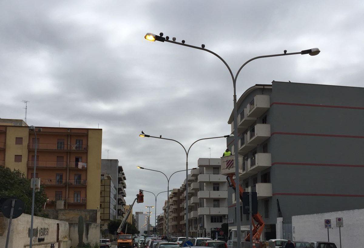 Agenda Urbana: per Marsala un altro progetto per l'illuminazione pubblica