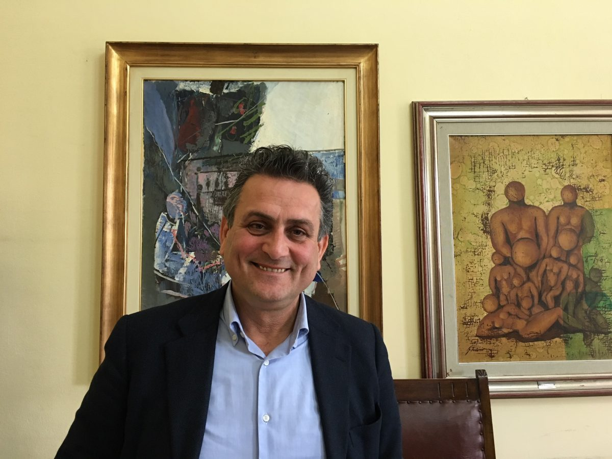 """Energetikambiente, parla Agostino Licari: """"Situazione delicata"""". Sul Piano Rifiuti: """"Un errore cambiarlo"""""""