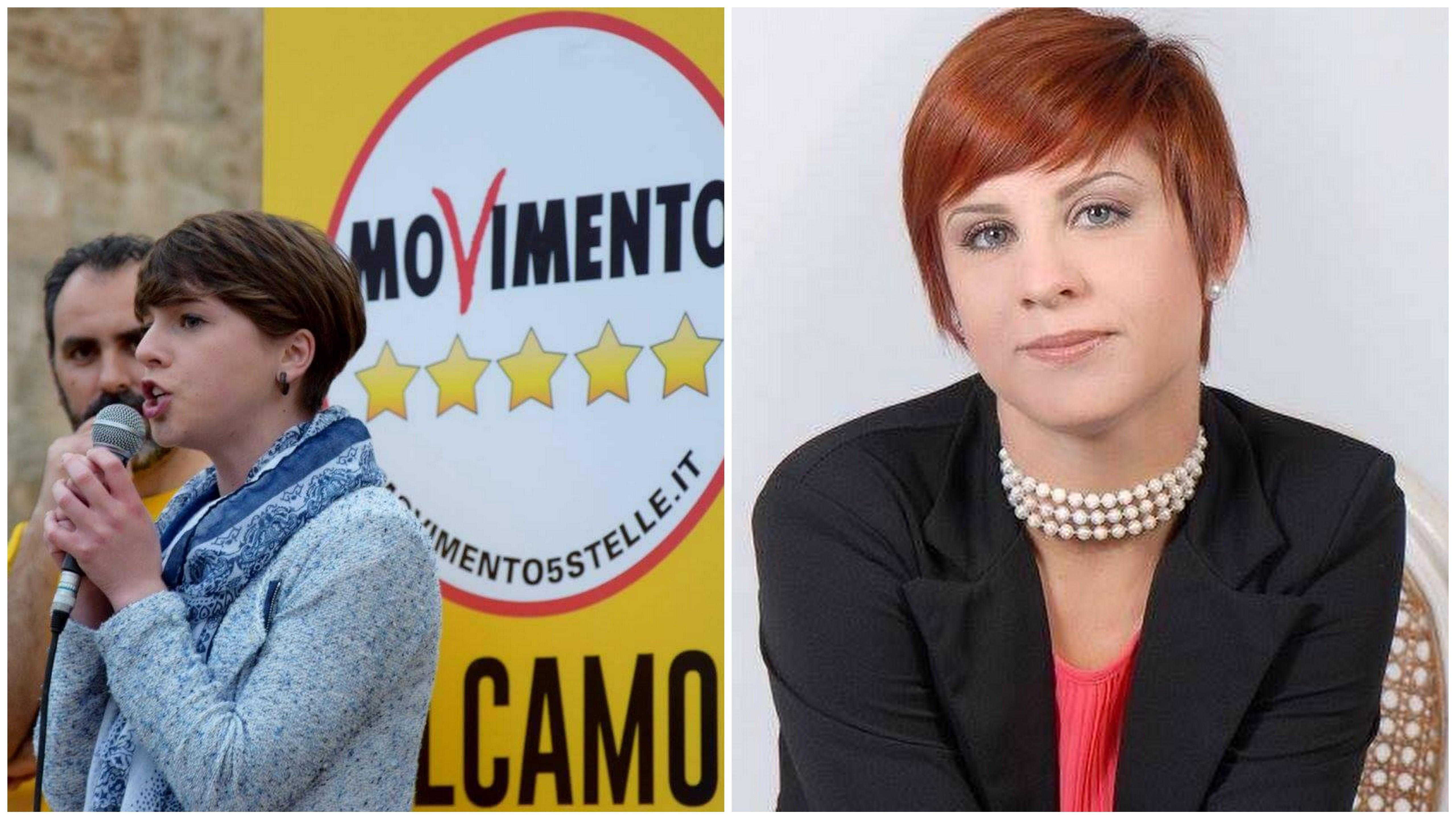 Consiglio comunale di Alcamo: Noemi Scibilia è il nuovo capogruppo del M5S. Anna Allegro passa all'Udc