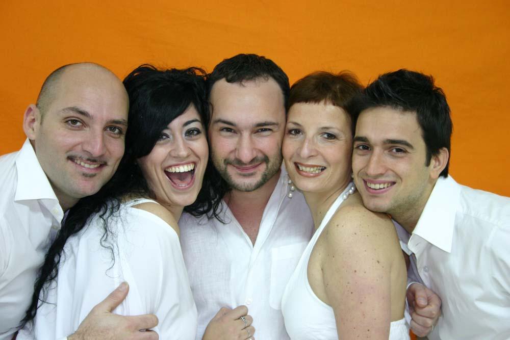 I Mezzotono, Piccola Orchestra Italiana senza strumenti a Trapani