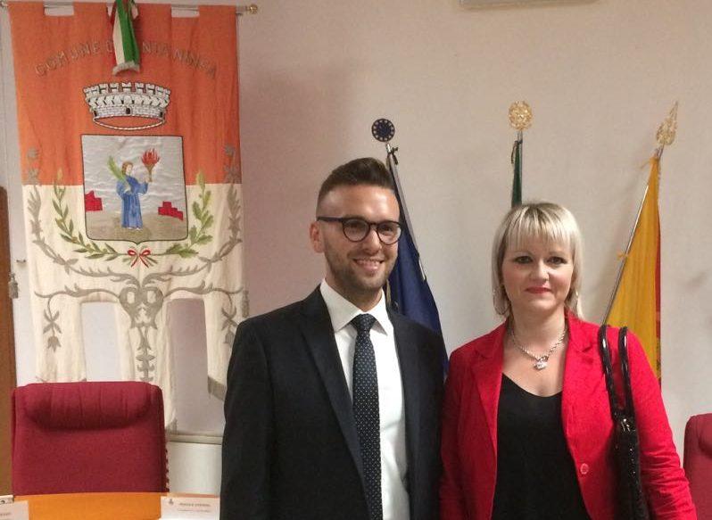 Carlo Ferreri alla guida del Consiglio comunale di Santa Ninfa. Maria Terranova vicepresidente