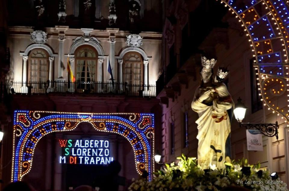 Festeggiamenti Patronali a Trapani: il programma