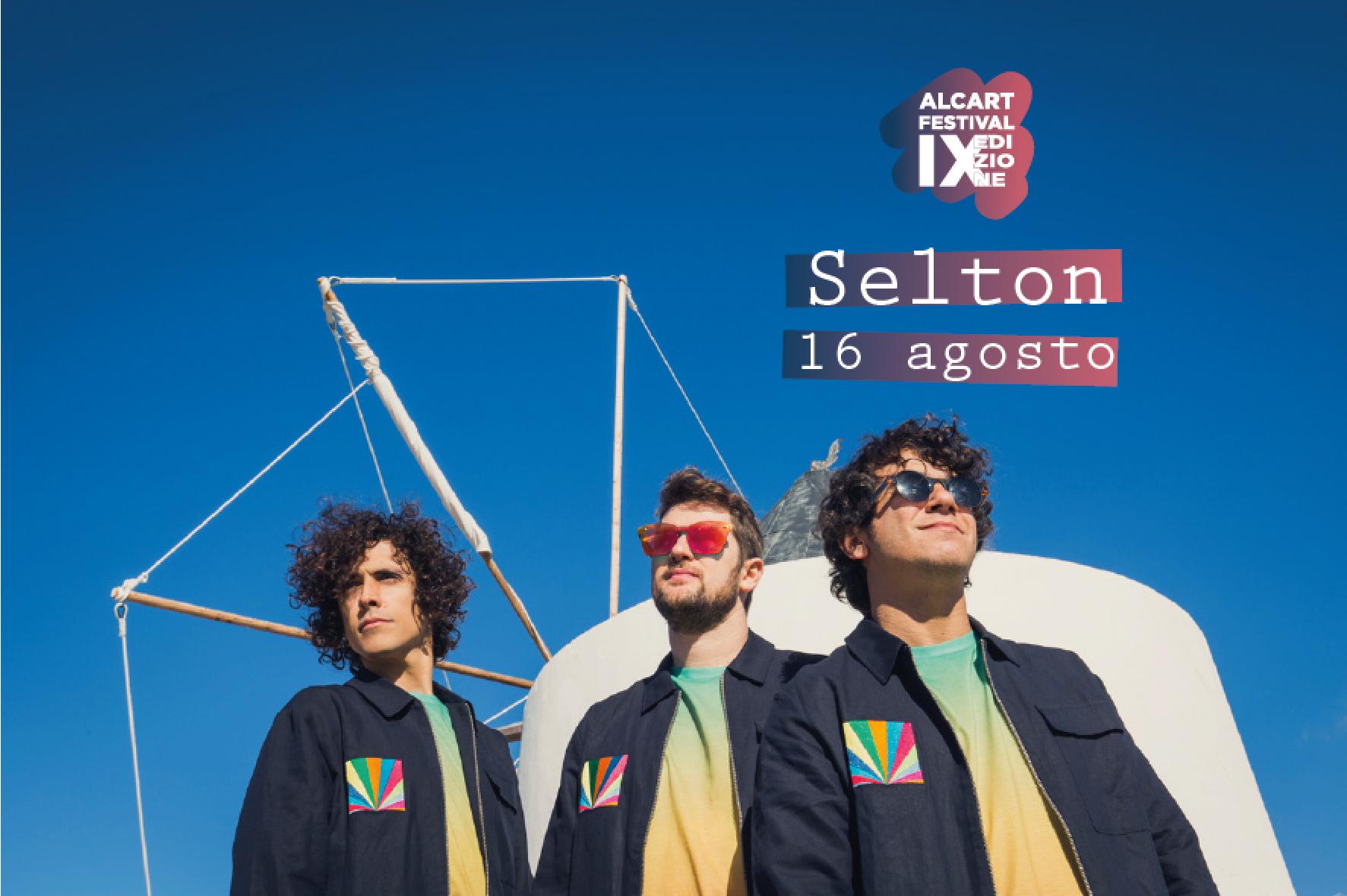 Alcart 2018: in concerto, fra gli altri, Selton, Meganoidi e Colombre