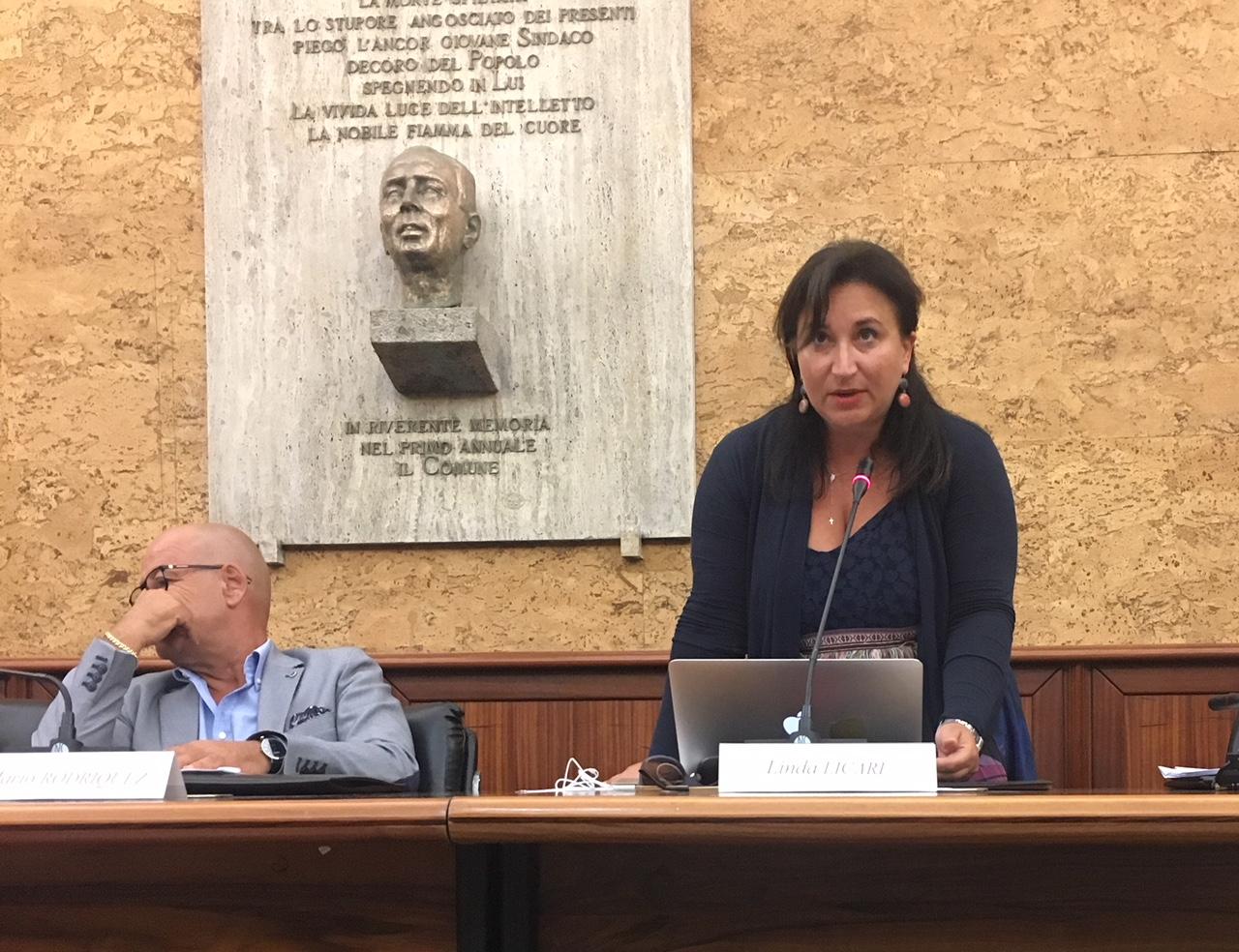 Canali di scolo occlusi da Giunchi alla SP21, Linda Licari chiede intervento di pulizia