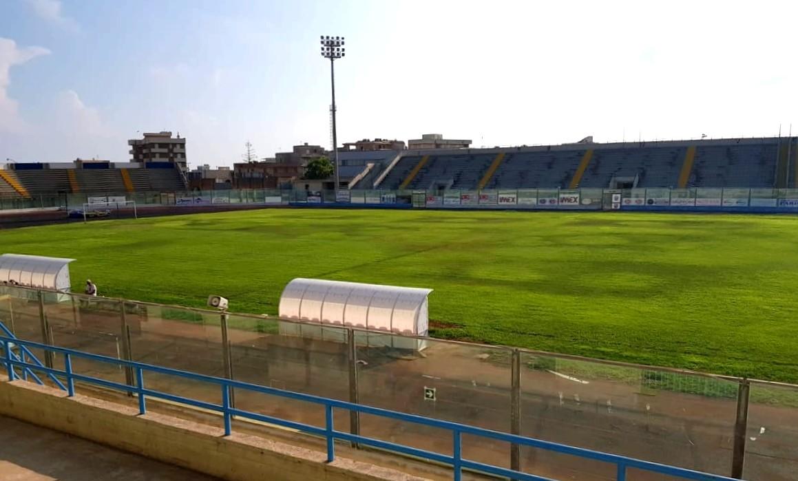 Stadio Municipale di Marsala, sistemato il campo. C'è attesa per la gestione