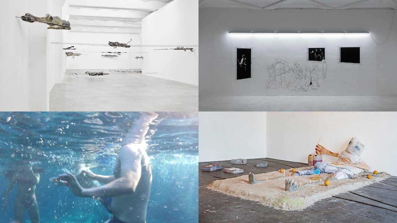 """Torna il progetto """"Curva blu"""": 4 artisti ospiti all'ex Stabilimento Florio di Favignana"""