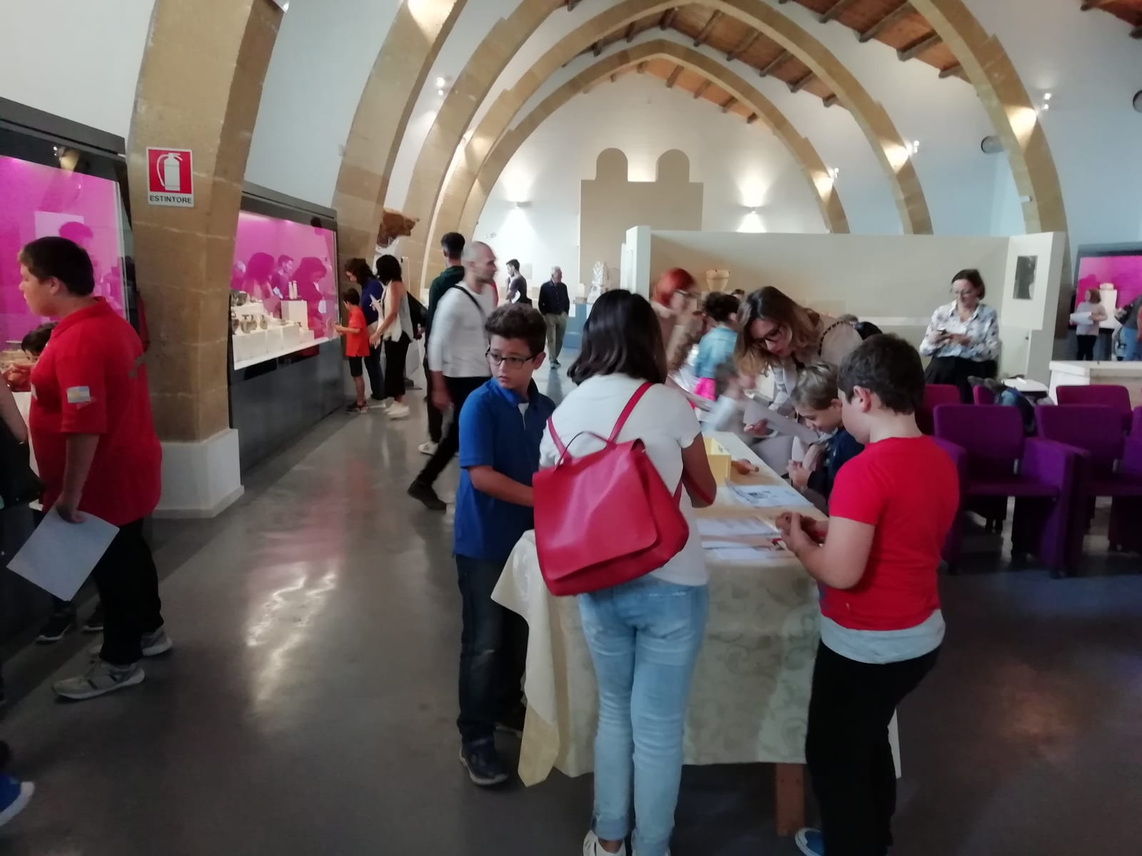 F@Mu: Famiglie al Museo Lilibeo, i piccoli imparano la storia di Marsala