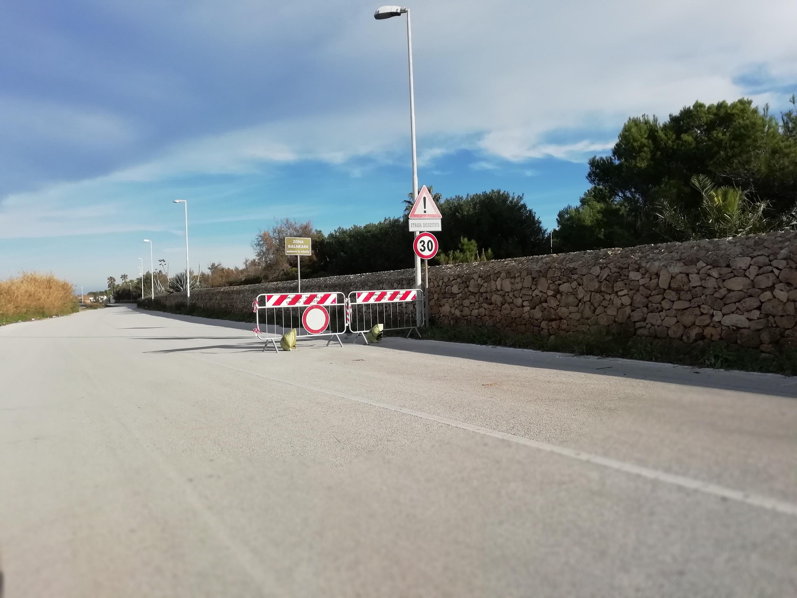 """Linda Licari, """"Istituire un senso unico di marcia sul litorale dello Stagnone"""""""