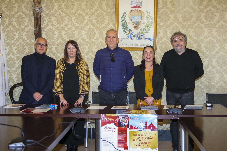 Torna EricèNatale: un mese di iniziative, tra cultura e tradizione