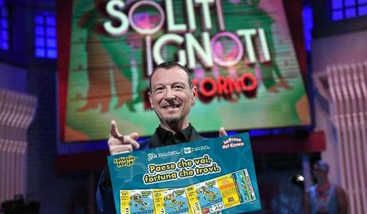 Lotteria Italia, due biglietti da 50mila euro venduti a Castelvetrano e Trapani