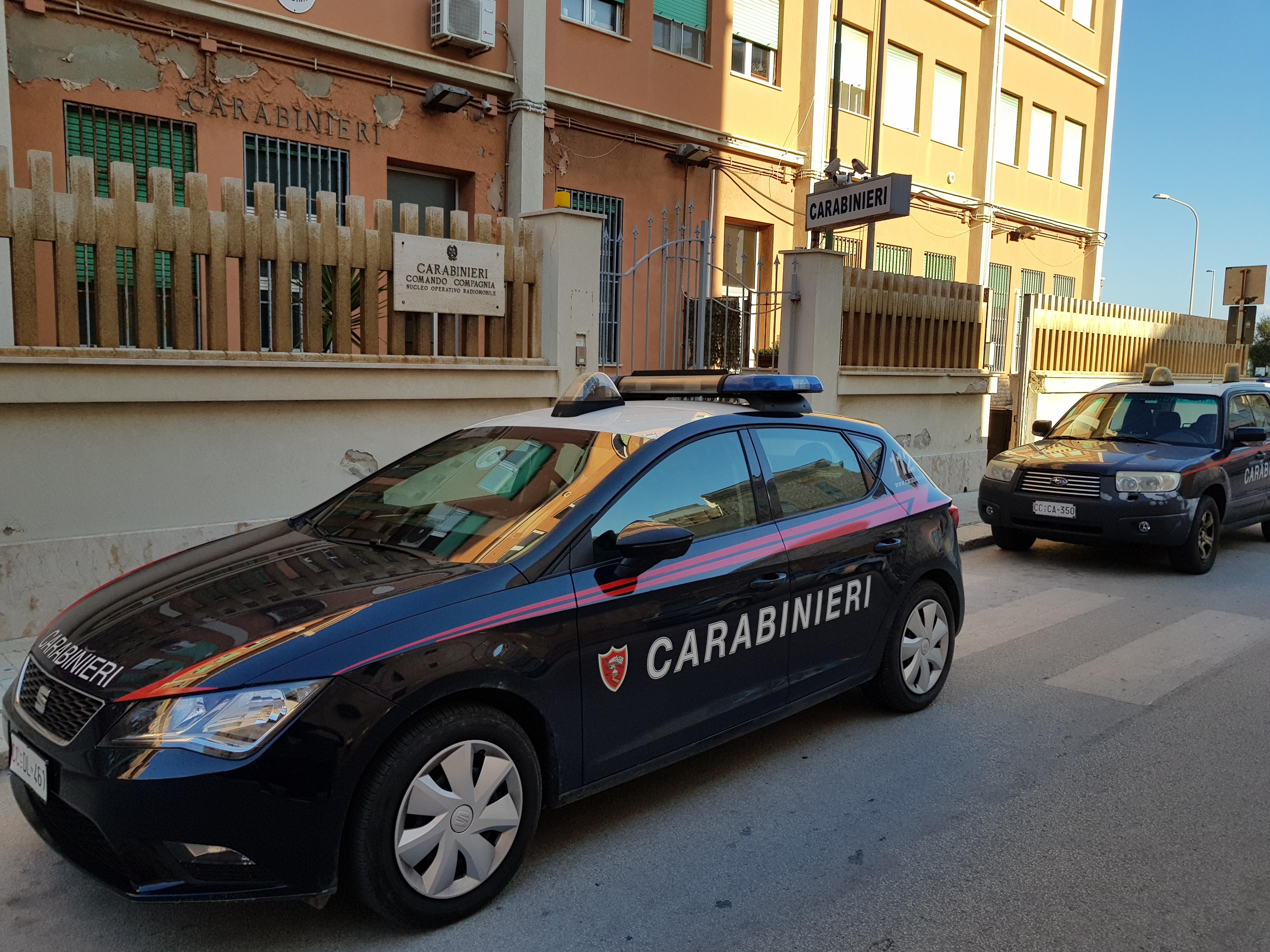 Rapina a mano armata, i carabinieri arrestano un uomo