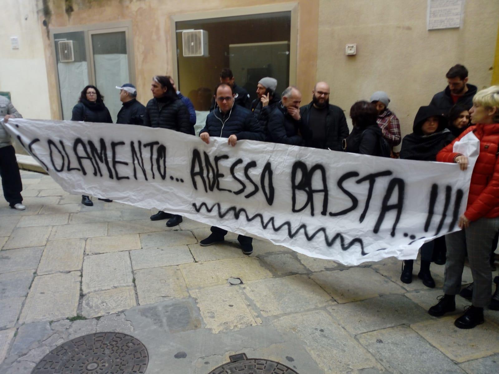 Manifestazione a Marsala e Trapani per il rilancio dell'aeroporto di Birgi