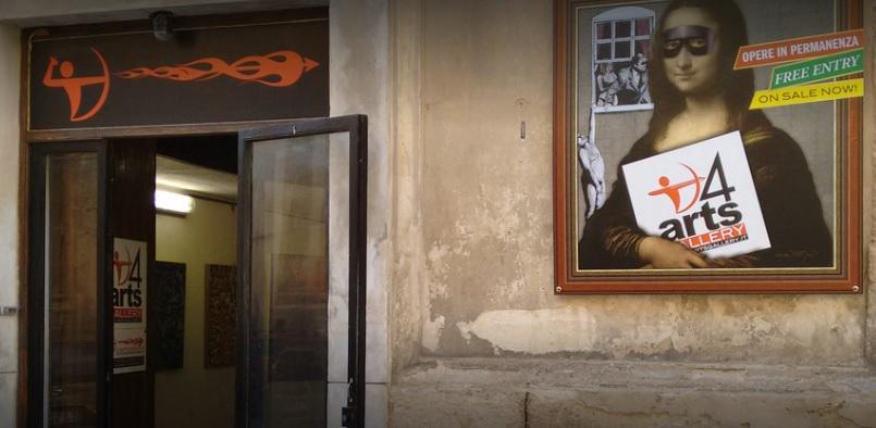 """""""Giornata Mondiale della Poesia"""" a 4Arts Gallery in via Rapisardi a Marsala"""