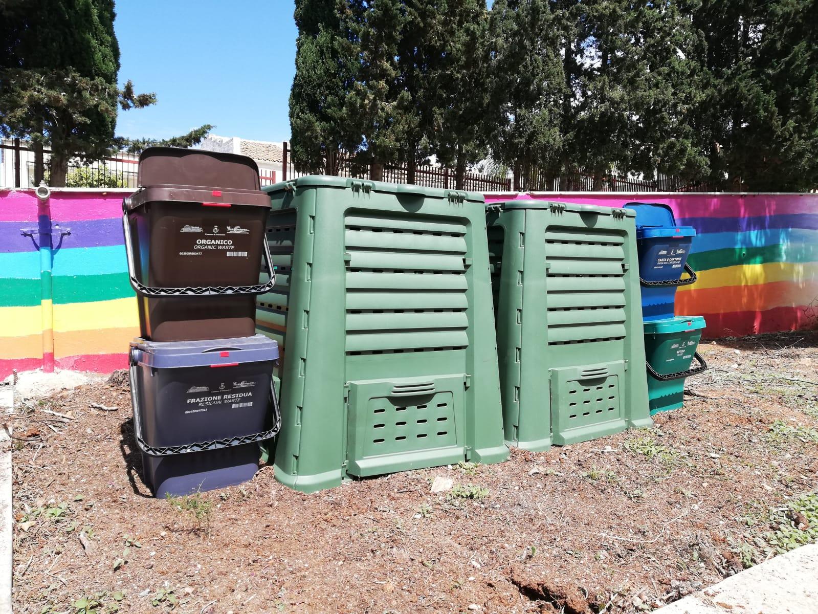 """Alla Nosengo il progetto """"A scuola di compostaggio"""" assieme al Comune di Petrosino"""