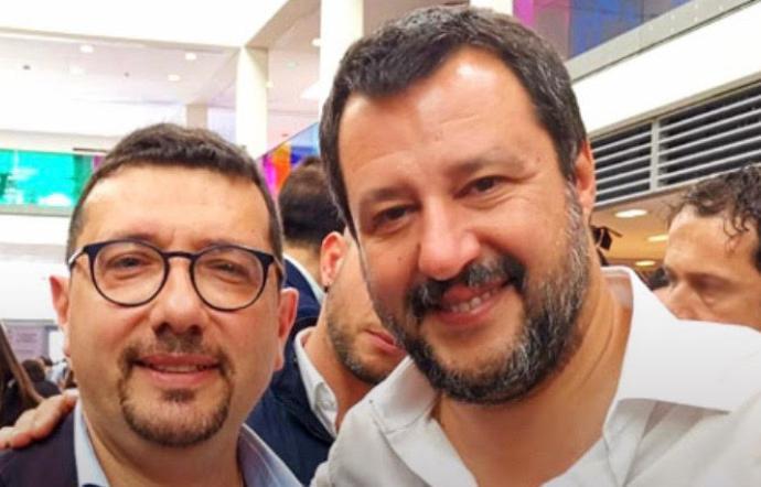 Salvini riempie le piazze siciliane, ma a Marsala sale la tensione tra il circolo storico e i nuovi referenti