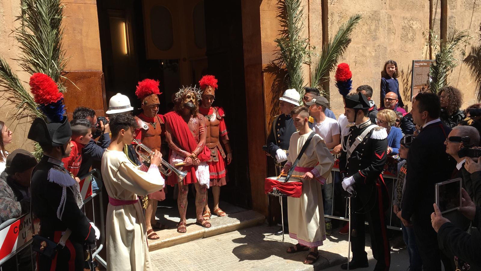 Giovedì Santo, aperte le iscrizioni per partecipare alla processione