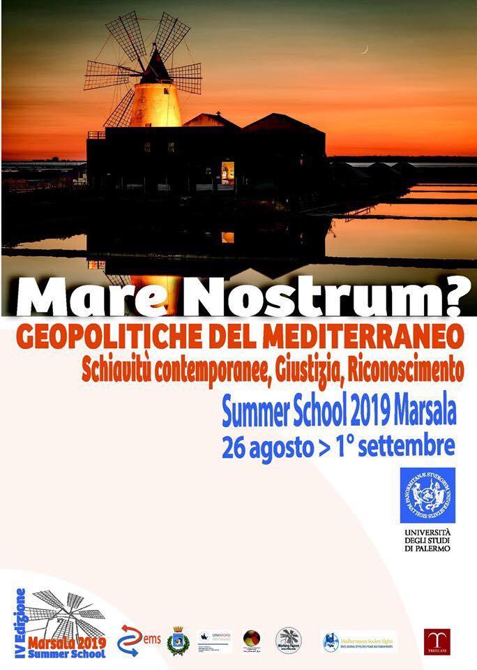 Summer School 2019: si presenta martedì 21