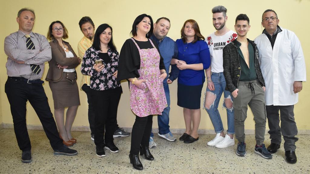"""Al Teatro Impero si ride con la commedia """"U figghiu masculu"""" con gli attori de 'La Scena'"""