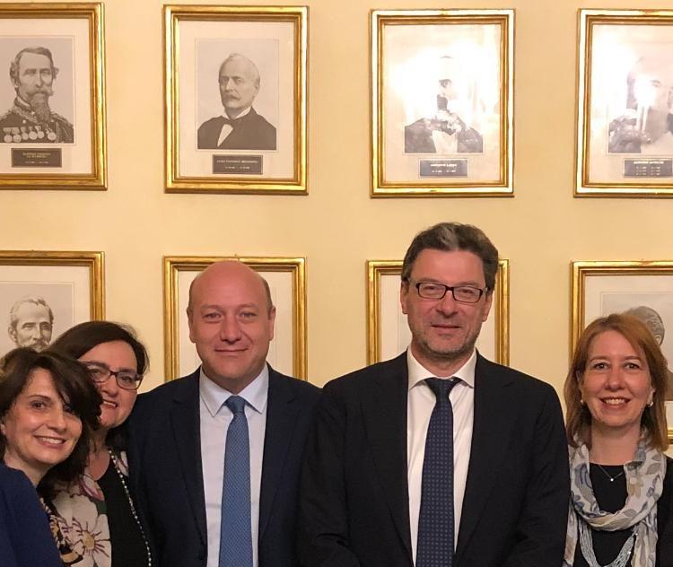Vincenzo D'Alberti farà parte del nucleo di valutazione degli investimenti pubblici della Presidenza del Consiglio