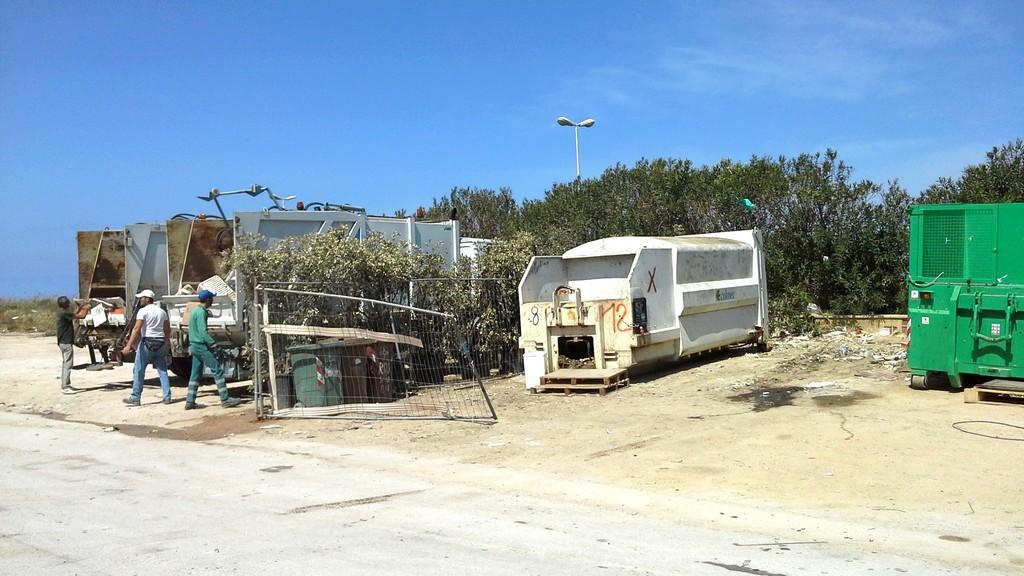 Emergenza Covid-19, a Marsala sospese le isole ecologiche tranne il Salato