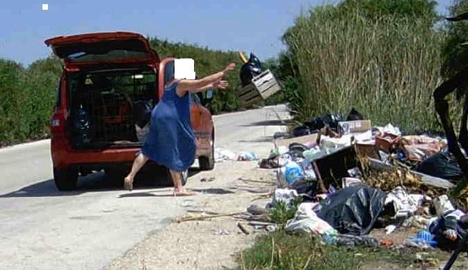 Campobello, 30 multe in un mese contro l'abbandono selvaggio di rifiuti