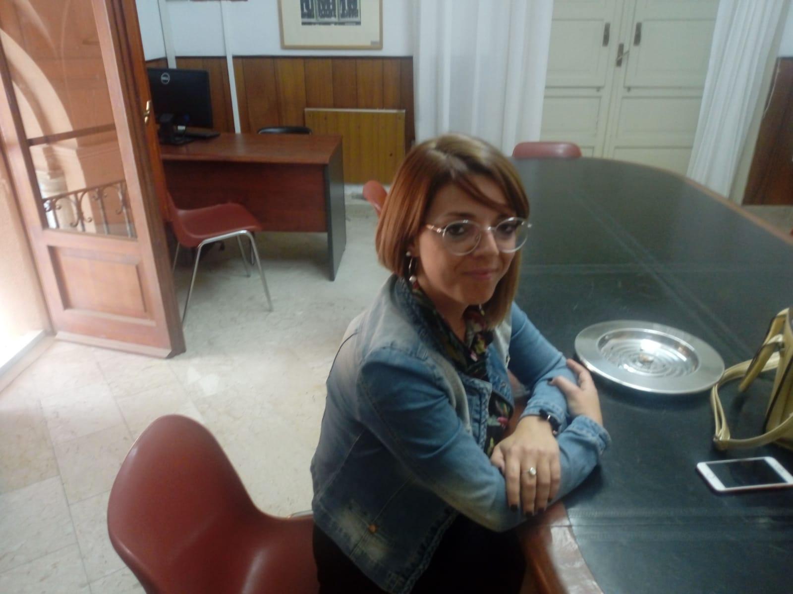 """Luana Alagna: """"Non condivido l'atteggiamento di Sturiano quando dirige il Consiglio"""""""